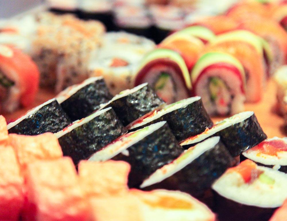 migliore ristorante cucina giapponese & cinese roma | la dogana food - Componi Cucina