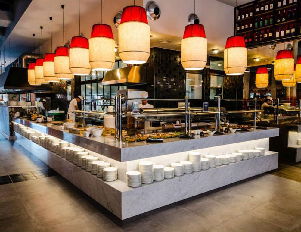 All You Can Eat Top Restaurant : Oriental Buffet Rome